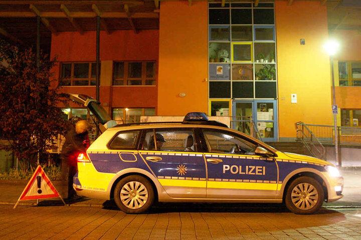 Die Polizei stellte bei dem 22-jährigen Messerstecher 1,5 Promille fest.
