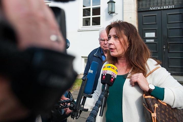 Nathalies Mutter zeigte sich nach dem Urteil unbeeindruckt.