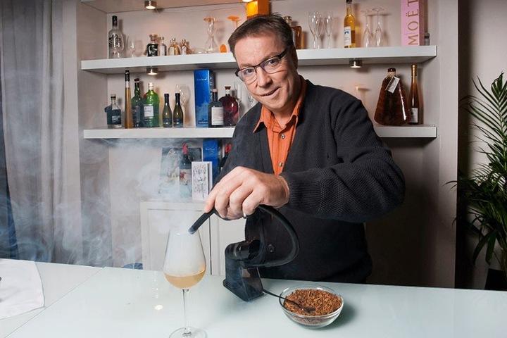 Gourmet-Koch Mario Pattis (47) wird ab 2017 das Restaurant in der Gläsernen Manufaktur bewirtschaften.