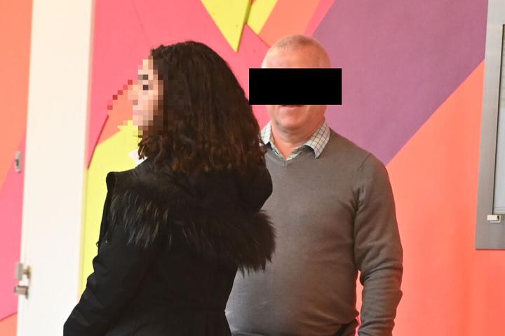 """Peter O. (65) """"rettete"""" die Gattin vor den Ordnungshütern."""