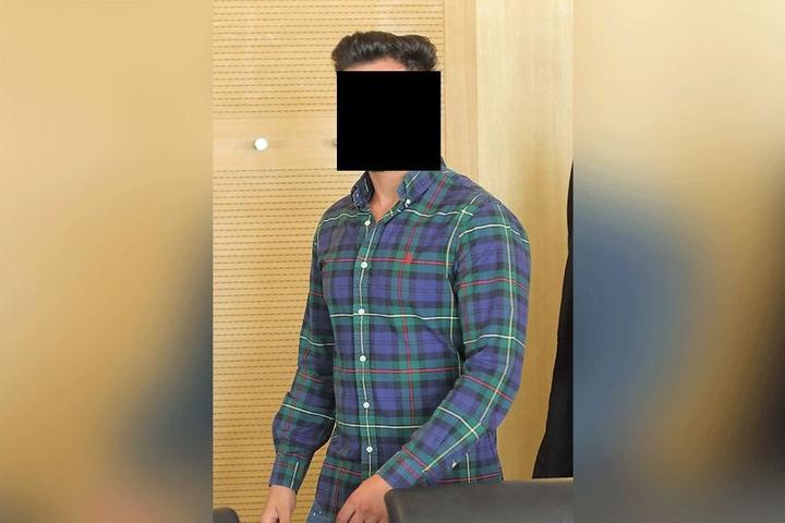 Angeklagt am Landgericht: Türke Eren B. (24).