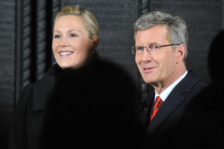 Ex-Bundespräsident Christian Wulff und seine Frau Bettina.