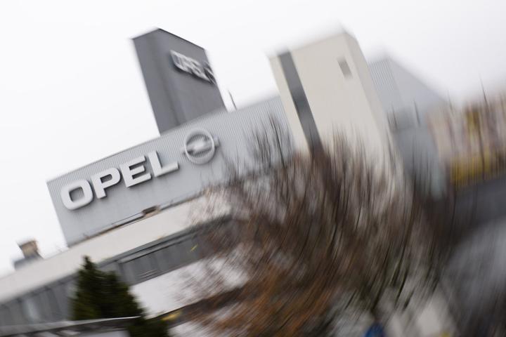 Im Opel-Werk Eisenach soll der neue Mokka gebaut werden.