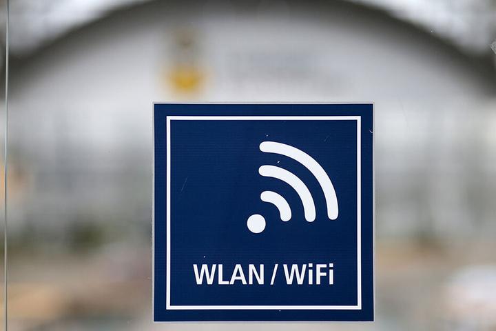 Kein freies WLAN gibt es mehr im Chemnitzer Kulturzentrum.