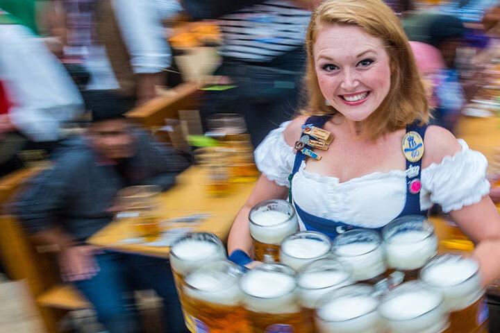 Gibt es bald auch weniger Biergärten? (Symbolbild)