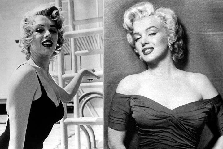 Die US-Schauspielerin Marilyn Monroe war DAS Sexidol der 50er Jahre. Sie war mehrmals verheiratet und soll unter anderem eine Affäre mit dem damaligen US-Präsidenten John F. Kennedy gehabt haben.