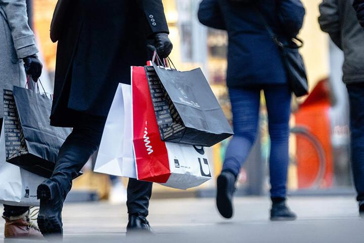 An diesem Sonntag kann in Berliner Einkaufszentren wieder ausgiebig geshoppt werden.