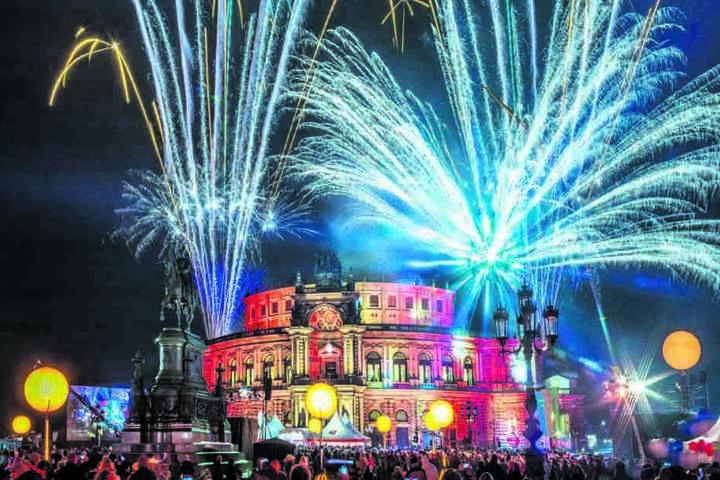 Am 26. Januar findet der SemperOpernball in Dresden statt.