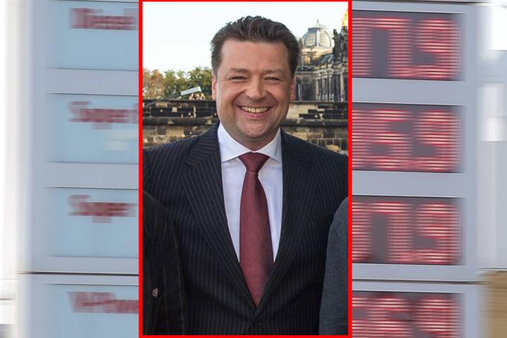 Holger Scholze (45) sprach mit TAG24 über die steigenden Benzinpreise.