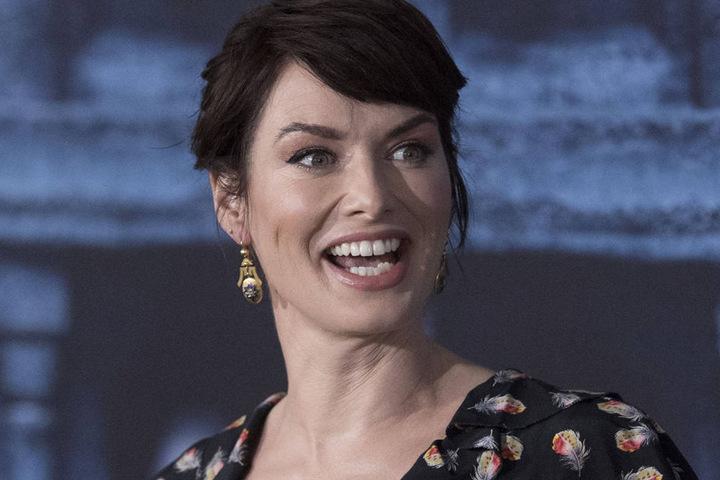 """Sie produzierte den emotionalen Clip: """"Game of Thrones""""-Darstellerin Lena Headey."""