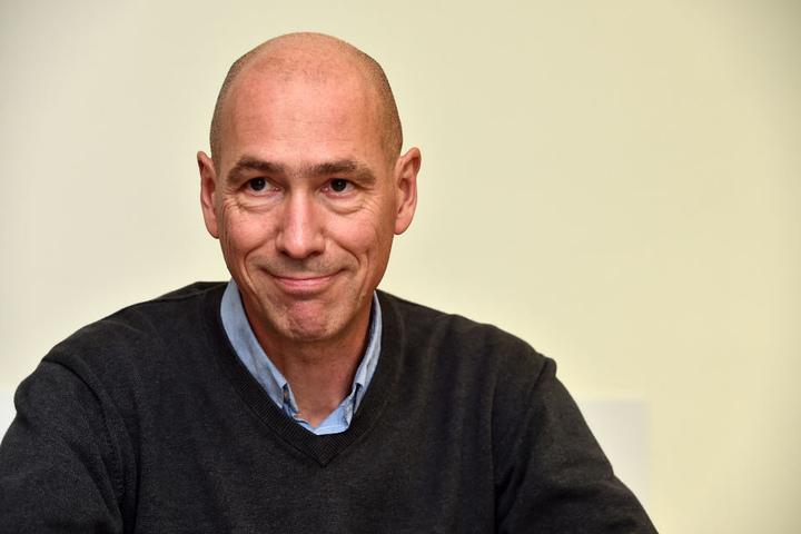 Wehrt sich gegen die Reduzierung von Fahrspuren: Thomas Blümel (53, Bürgerfraktion).