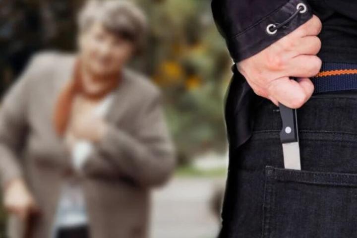 Die Seniorin (78) musste nach dem Überfall notoperiert werden. (Symbolbild)
