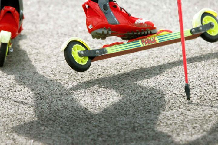 Wintersport der Zukunft? Ruhpolding testet Sommer-Biathlon. (Symbolbild)