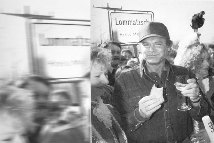 Terence Hill (79) bei einem Besuch in seiner ehemaligen Heimat im Jahr 1995.