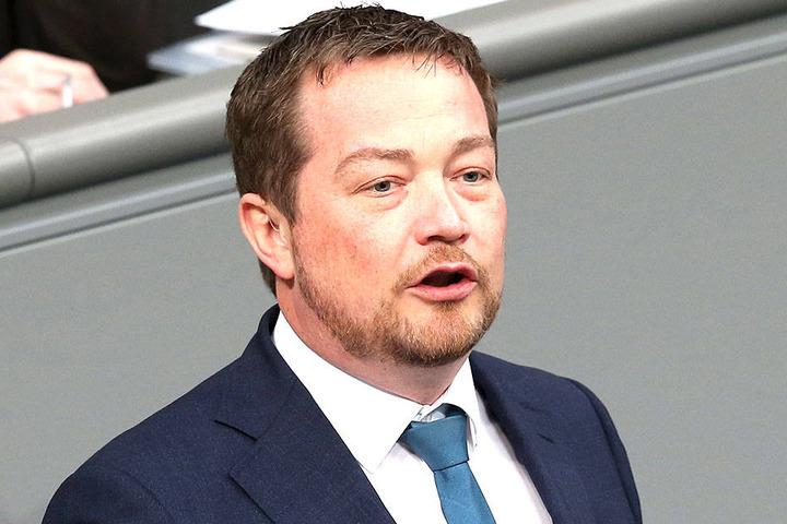 SPD-Innenpolitiker Uli Grötsch (42) sieht Grenzkontrollen als nicht gewollt an.