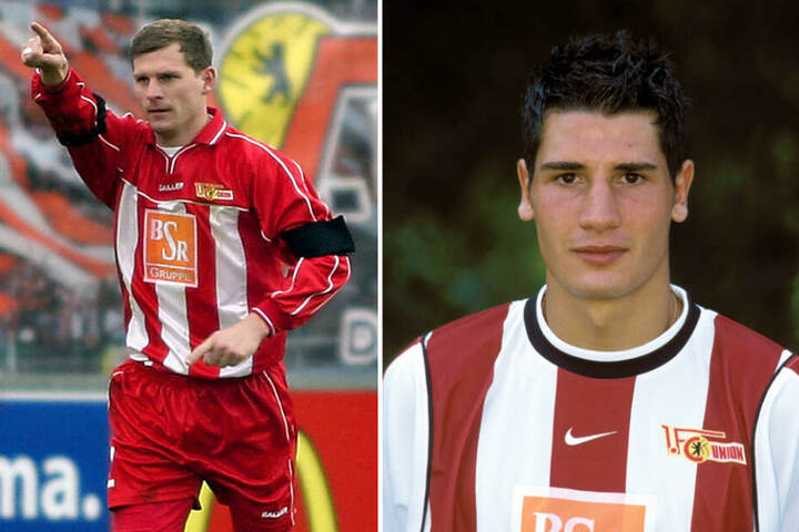Gegen Ex-Unioner Steffen Baumgart (l.) musste sich Union mit einer Niederlage zufrieden geben. Gegen Cristian Fiel (r.) wollen die Eisernen dreifach punkten.