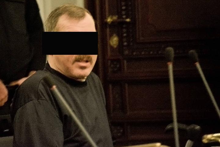 Helmut S. (61) schweigt bislang zur Aussage des Ermittlers.