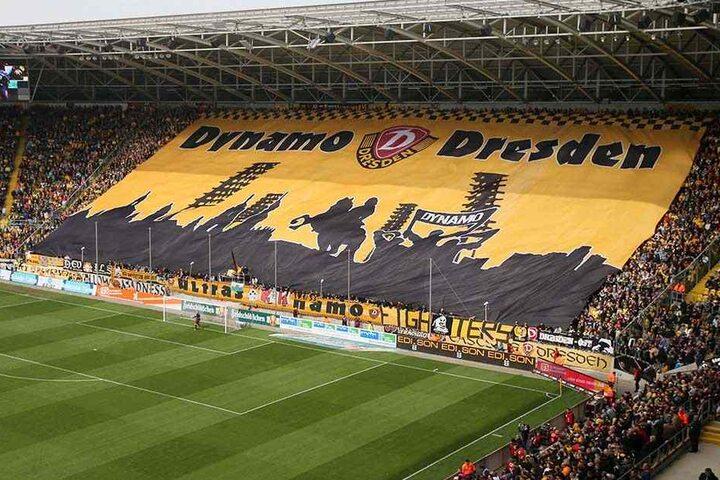 Im Vereinsmarkenranking landet Aufsteiger Dynamo Dresden auf Platz 29.