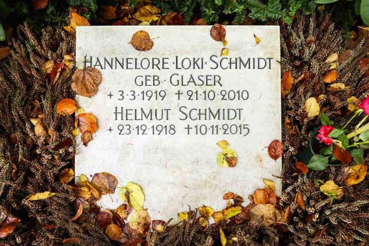 Auf dem Friedhof Ohlsdorf sind zahlreiche Prominente begraben (Archivbild).