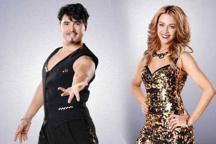 """Erich Klann und Oana Nechiti sind die Gesichter und Vorzeige-Tänzer von """"Let's Dance""""."""