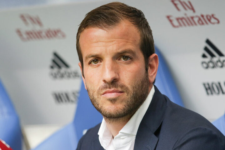 Rafael van der Vaart hängt noch immer an seinem Ex-Club Hamburger SV.