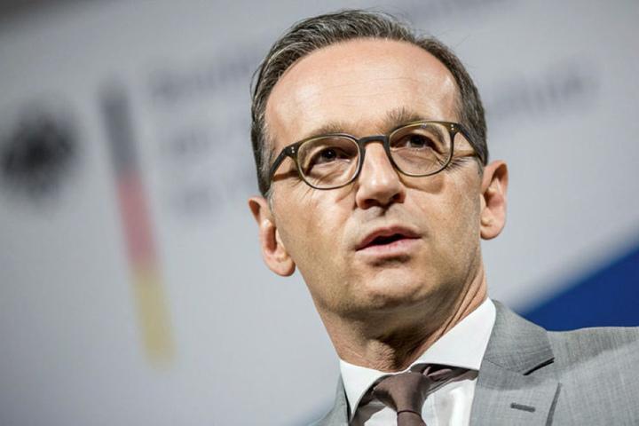 Bundesjustizminister Heiko Maas.