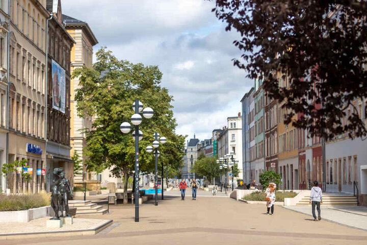 Der Brühl mausert sich immer mehr zum Liebling der Chemnitzer.
