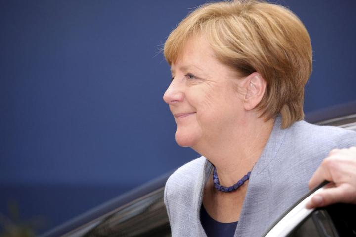 Angela Merkel wird sich über dieses Lob fernab von Deutschland sicherlich freuen.