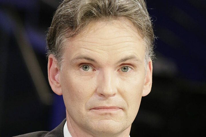 Gordian Meyer-Plath, Präsident des Landesamtes für Verfassungsschutz in Sachsen.
