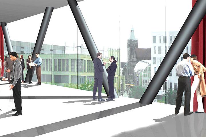 Noch in diesem Jahr beginnt die Planung für das neue Kongresszentrum an der  Stadthalle.