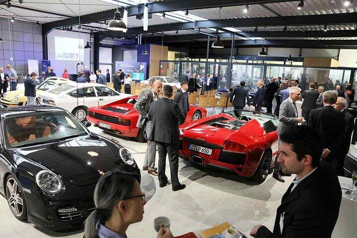 300 Teilnehmer gaben sich beim Jahreskongresses der Automobilindustrie die Ehre.