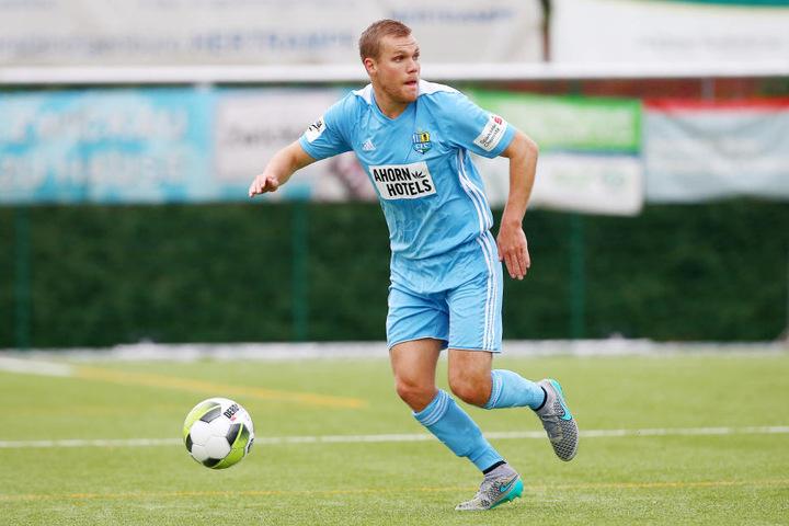 Fabio Leutenecker zählt beim CFC zu den positiven Erscheinungen der bisherigen Saison.