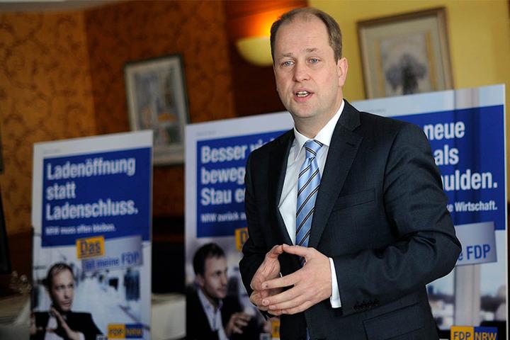 NRW-FDP-Fraktionsvize Joachim Stamp will so nicht weiter mit DITIB zusammenarbeiten.
