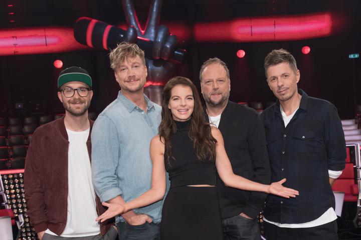 The Voice of Germany ist diesen Sonntag in Ludwigsburg. Seid dabei wenn die Finalisten die Songs aus der Show nochmal zum Besten geben.