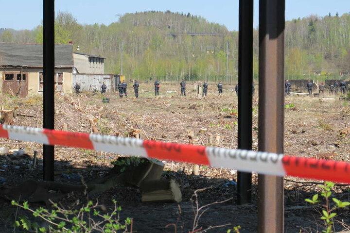 Auf dem Gelände des alten Güterbahnhofs war am 18. April ein toter Mann gefunden worden.