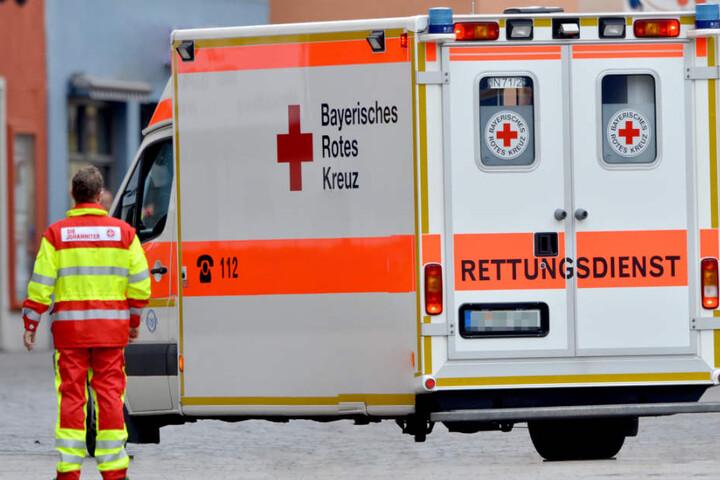 Ab Sonntag sollen wieder alle Rettungswagen das Klinikum Fürstenfeldbruck anfahren. (Symbolbild)
