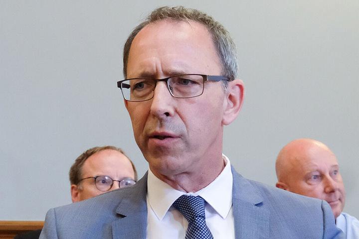 AfD-Landes-Chef Jörg Urban (55)