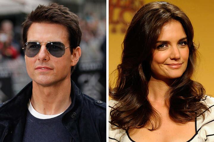 Die US-Schauspieler Tom Cruise und Katie Holmes sind seit 2012 getrennt, die Scheidung ist inzwischen durch.