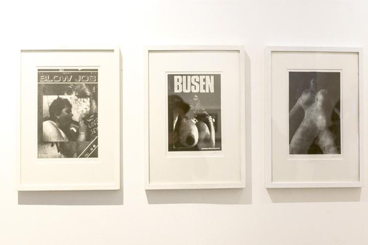"""P18 - die derzeitig Ausstellung im """"Kunstgehaeuse"""" ist nur für Erwachsene."""