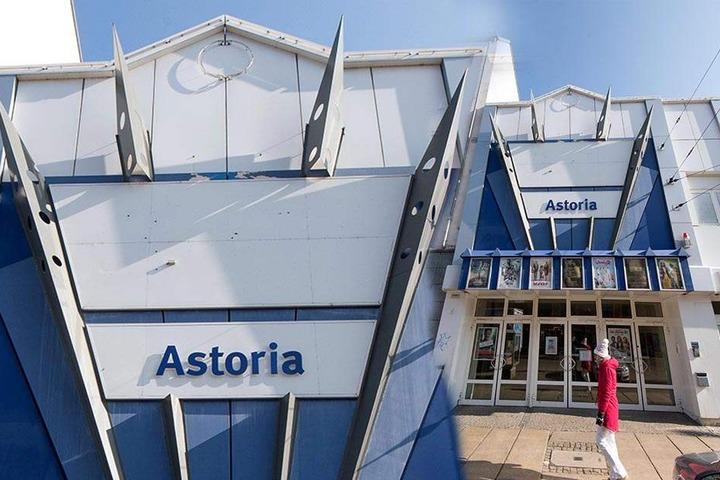 Der Astoria Filmpalast der Kieft & Kieft-Gruppe in Zwickau wird für rund fünf Millionen Euro umgebaut und modernisiert.