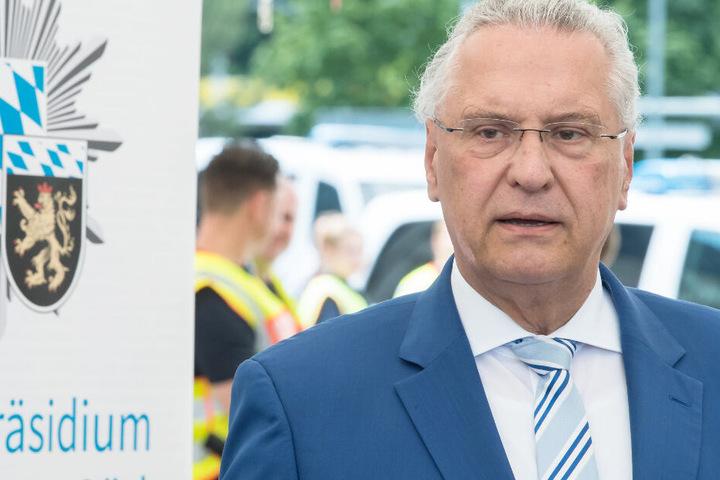 Joachim Herrmann fungiert bereits seit Oktober 2007 als Bayerischer Staatsminister des Innern.