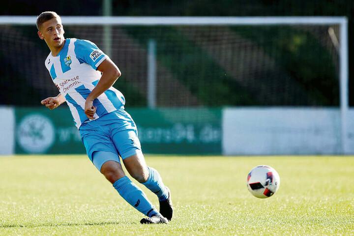 Kristian Taag schließt das Kapitel CFC nach einem Jahr ab. Der 19-Jährige wechselt in die Haupstadt zum BFC Dynamo.