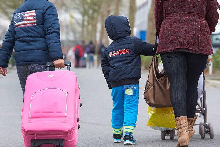 Noch immer kommen viele Asylbewerber in die Bundesrepublik Deutschland.
