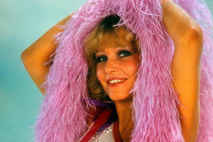 Den koketten Blicken von Dorit Gäbler war schon 1979 schwer zu widerstehen.