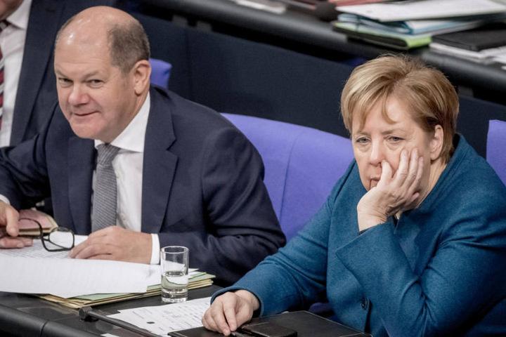 Für das Haus gilt die höchste Sicherheitsstufe - wie auch bei Kanzlerin Angela Merkel.