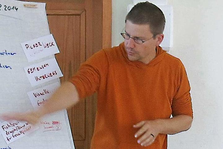 Berliner Menschenrechtlers Peter Steudtner wurde in der Türkei inhaftiert.