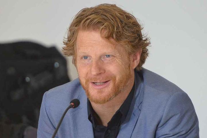 Bürgermeister Michael Stötzer (45, Grüne) hat das Konzept erstellen lassen.