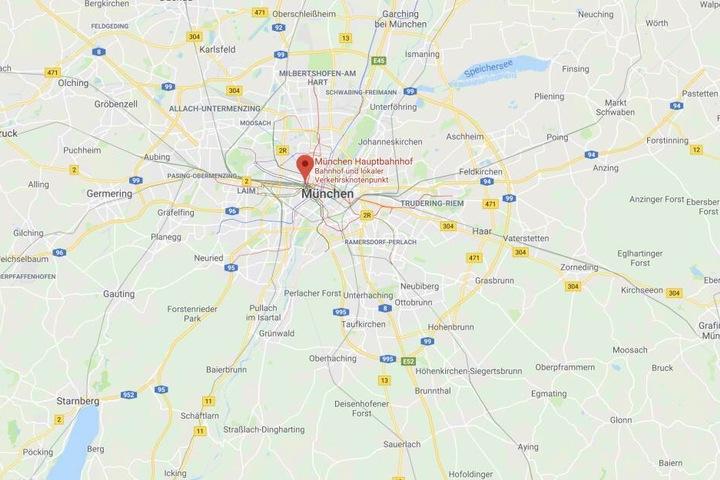 Am Hauptbahnhof der bayerischen Landeshauptstadt wurde eine 22 Jahre alte Frau sexuelle belästigt.