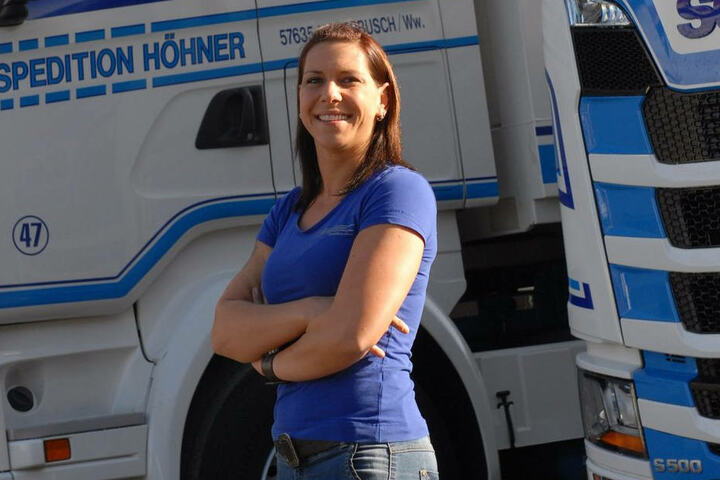Katrin Oschmann wurde der Beruf in die Wiege gelegt.