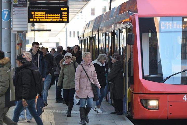 Ohne Ticket die Tram nutzen: Der Bund forciert kostenlosen ÖPNV.